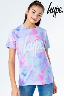 Hype. Rainbow Swirl T-Shirt