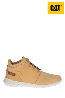 CAT® Lifestyle Yellow Hendon Lace-Up Shoes