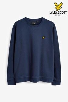 Lyle & Scott Plus Size Crew Neck Sweater
