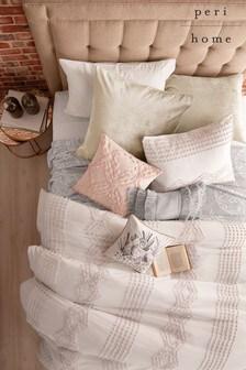 Peri Home Tufted Geo Jacquard Pillowcase