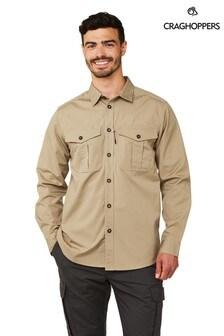 Craghoppers Natural Kiwi Ripstop Shirt