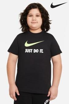 Nike JDI. Black T-Shirt