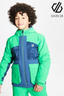 Dare 2b Green Esteem Waterproof Ski Jacket