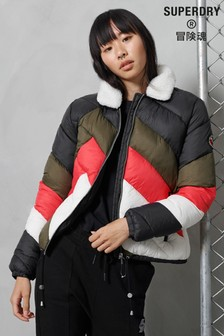 Superdry Splice Padded Jacket