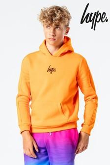 Hype. Kids Orange Europa House Pullover Hoody