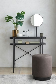 Black Grayson Dressing Table