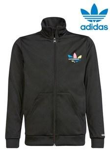 adidas Originals Black Adicolour Track Top