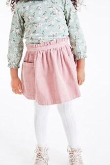 Lilac Cord Skirt (3mths-7yrs)