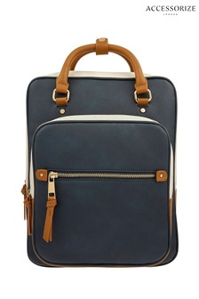 Accessorize Blue Harriet Backpack