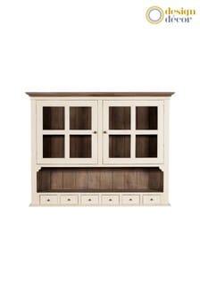Cotswolds Wide Dresser Top by Design Décor