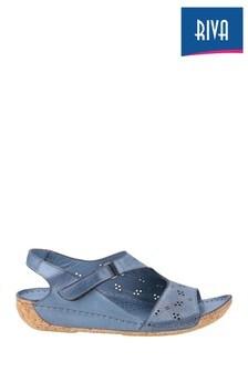 Riva Blue Barcelona Summer Sandals