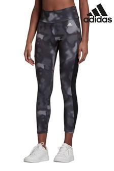 adidas D2M All Over Print 7/8 Leggings