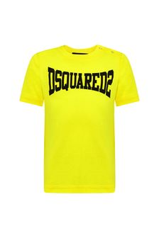 Dsquared2 Kids Cotton T-Shirt
