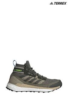 adidas Terrex Khaki Free Hiker Boots