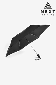 Black Automatic Open/Close Umbrella