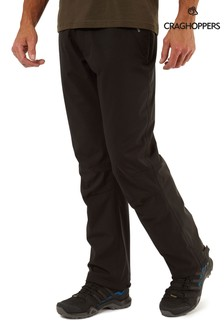 Craghoppers Black Steall Trousers