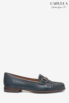 Carvela Comfort Click Navy Shoes