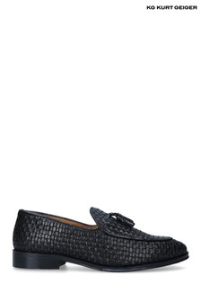 Kurt Geiger Black Haxsby Shoes