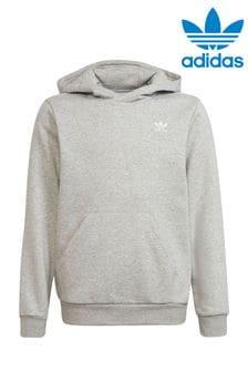 adidas Originals Essential Grey Overhead Hoodie