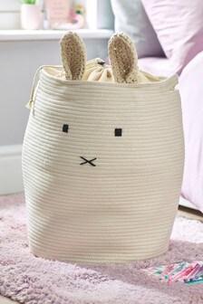 Bunny Laundry Basket