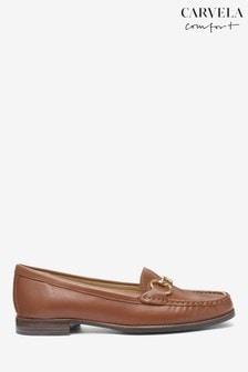 Carvela Comfort Click Tan Shoes