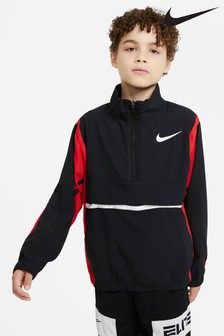 Nike Performance Black/Red Crossover Jacket