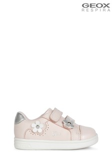 Geox Baby Girl's Djrock Light Rose Shoes