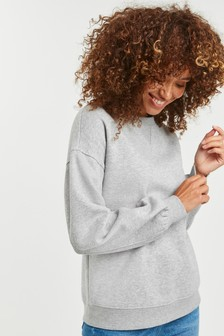 Grey Marl Sweatshirt