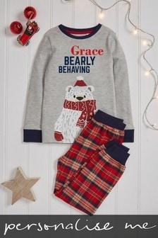 Personalised Kids Family Pyjamas