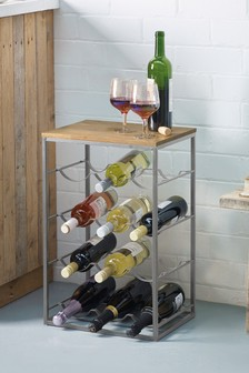 Floor Standing Wine Rack