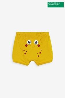 Benetton Animal Bottom Shorts