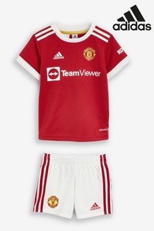 adidas Manchester United 21/22 Home Baby Football Kit
