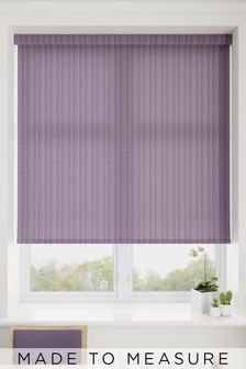 Mack Orchid Purple Made To Measure Roller Blind