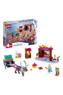 LEGO 41166 Disney Frozen II Elsa's Wagon Adventure Toy