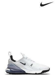 Nike Golf White Air Max 270 Trainers