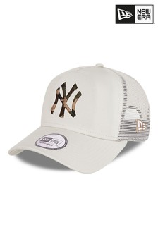 New Era® Camo Trucker Hat