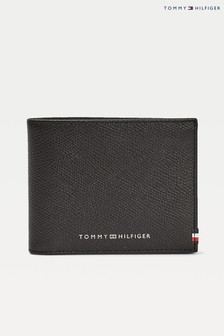 Tommy Hilfiger Black Business Mini Wallet
