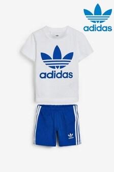 adidas Originals Infant Short And T-Shirt Set