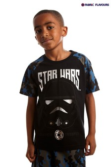 Fabric Flavours Blue Star Wars™ Camo Pyjama Set