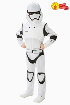 Rubies White Stormtrooper Fancy Dress Costume