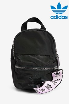 adidas Originals Black Tag Mini Backpack