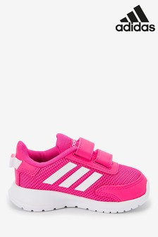 adidas Run Pink Tensaur Run Infant Trainers