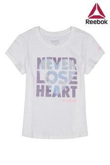 Reebok Heart T-Shirt