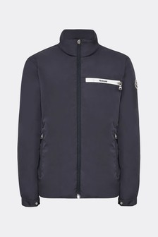 Boys Navy Demetrio Jacket