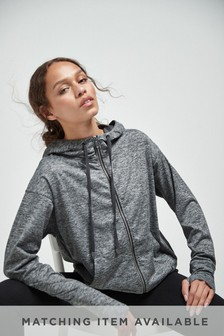 Grey Sporty Hoody