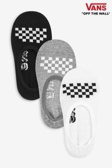 Vans Womens Assortment Socks Three Pack