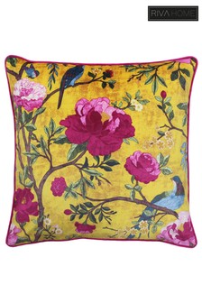 Chinoiserie Cushion by Riva Home