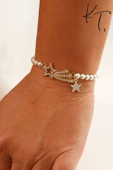 Kate Thornton 'Superstar' Gold/Silver Tone Bracelet