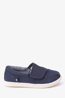 Navy Espadrilles (Younger)