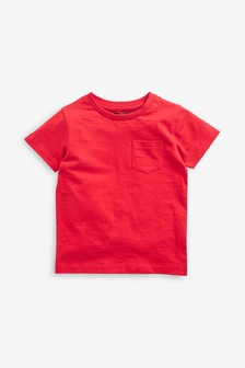 Red T-Shirt (3mths-7yrs)